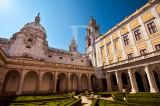 Claustros do Palácio Nacional de Mafra
