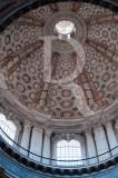 O Zimbório da Basílica do Convento de Mafra