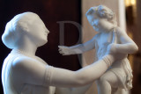Amor Maternal de Anatole Calmels (1859)