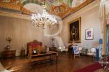 Sala onde ficava o quarto do Rei D. Luís I