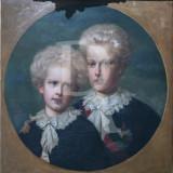 Os Príncipes Carlos e Afonso, por Layraud (1874)