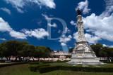 Praça Afonso de Albuquerque e Palácio de Belém