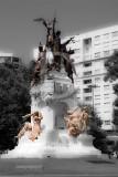 Monumento ao Povo e aos Heróis da Guerra Peninsular, por José de Oliveira Ferreira (1933)