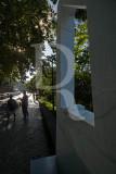 Escultura na Volta do Duche em 23 de julho de 2009