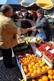 A Praça da Fruta em 13 de março de 2004