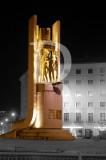 Monumento a Sá Carneiro (Prime Ministrer in 1979/80, who died in an air crash)