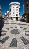 A Calçada Portuguesa nas Caldas