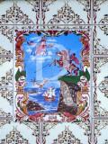 O Milagre da Nazaré em Azulejo