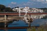 Ponte Sobre o Tejo - A original, foi a 1ª construída em toda a extensão do rio, em Portugal