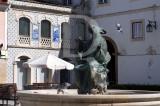 Praça da República - Monumento aos Monges de Cister