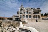 Palacete Seixas, na Baía de Cascais