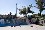 O Skate Park das Caldas
