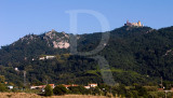 A Serra de Sintra Vista de Colares