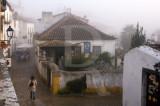 Óbidos em 4 de Fevereiro de 2011