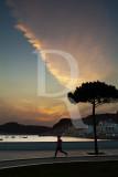 São Martinho do Porto em 23 de janeiro de 2012