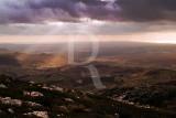 O Pôr do Sol na Serra de Montejunto