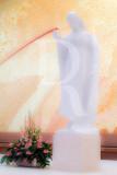 Nossa Senhora de Fátima, por Benedetto Pietrogrande