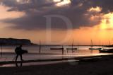 A Lagoa de Óbidos em 16 de maio de 2011