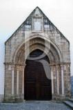 O Portal Gótico do Convento de São Francisco