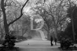 O Parque D. Carlos em 13 de março de 2012