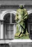 O Rei D. Carlos Junto ao Palácio da Ajuda