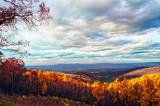 Shenandoah Skyline Drive Autumn
