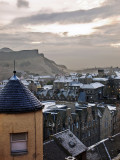 Edinburgh Winter Morning