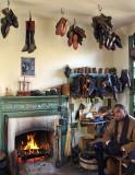Williamsburg shoe maker