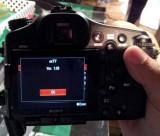 Sony Alpha 77 Back // Firmware 1.03