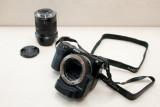 Sony NEX 7  //  LA-EA2 Adapter