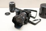 Sony NEX 7 // LA-EA2 adapter  //  Minolta AF 20mm f/2.8