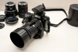 Sony NEX 7 // LA-EA2 Adapter // Minolta AF 100mm f/2.0  //  Cactus Vs 4 Transmitter