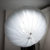 Diffuse Paraplu 162 cm & Sony HVL 58 AM
