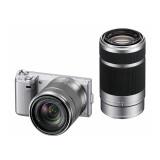 Sony NEX-5N  18-55mm-55-210mm  Dubbelkit-Zilver