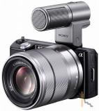 Sony ECM - SST1 Voor NEX 3-5