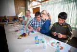 Glasworkshop VBK jeugd