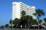 2011 - the Clearwater Beach Marriott Suites on Sand Key landscape stock photo #5577