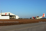 2011 - two Lockheed HC-130H's at the U. S. Coast Guard Air Station Clearwater photo #5596