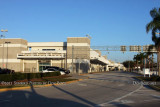 2011 - the west end of the main terminal at St. Petersburg-Clearwater International Airport stock photo #5606