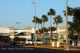 2011 - main terminal at St. Petersburg-Clearwater International Airport stock photo #5612