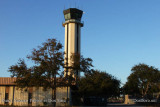 2011 - the FAA Air Traffic Control Tower (ATCT) at St. Petersburg-Clearwater International Airport stock photo #5614