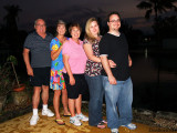 April 2011 - Brenda with Don, Karen, Donna and Donna's fiance' Jonathan