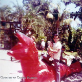 1968 - Carlos Heredia with his dad Jose Heredia at the Crandon Park Zoo which many of us loved