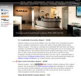 Platinum Aviation spells Opa-locka wrong 2 different ways