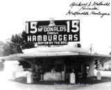 McDonald's, the first one in California in 1940