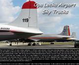Michael Prophet's aviation website spells Opa-locka incorrectly