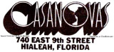 1970's/80's? - advertisement for Casanova's on East 9th Street in Hialeah
