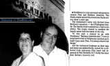 1994 - article about Barbara and Pete Janowitz (formerly of Jano's in Hialeah) and their Ocalahans Eatery in Ocala