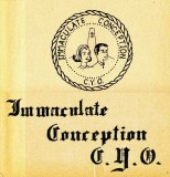 1964 Immaculate Conception School CYO photos - click on the image to view the gallery