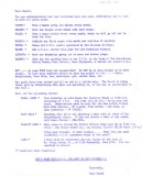 June 10, 1964 - Board letter to C.Y.O. members about changes